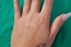 Liebes-Tattoo für Kinder