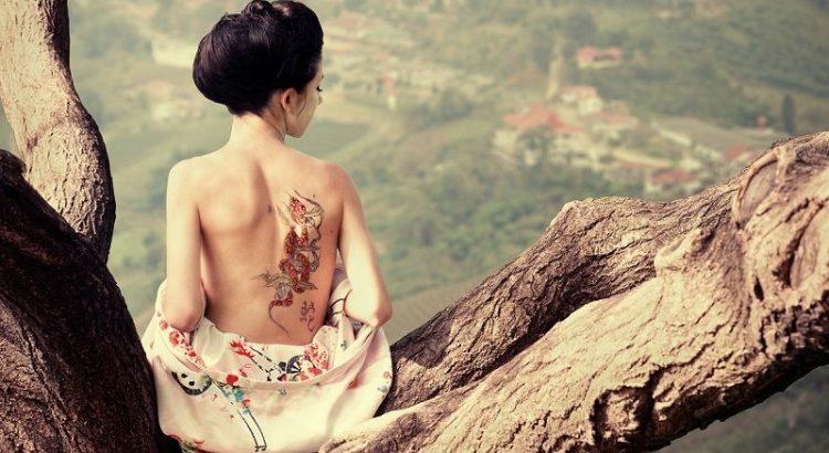 Japanische Tattoos - Ursprung, Tradition und Motive